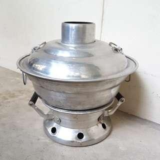 Vintage Steamboat Pot