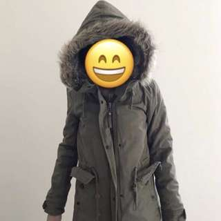 Winter Jacket Pull & Bear