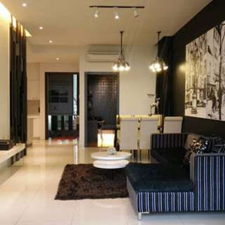 JB city town completed condo