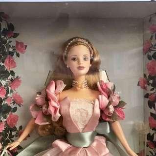 Rose Barbie Rosa