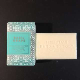 Basil Grape Bar Soap