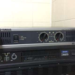 YAMAHA P7000 power amplifier