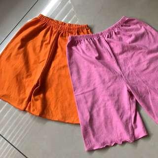 1-3yrs shorts