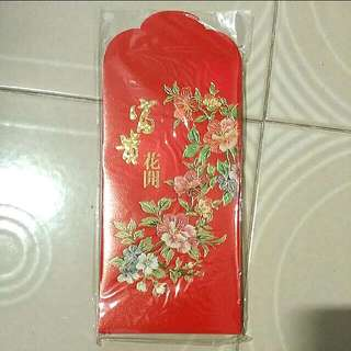 Sealed 10 pcs AXA Insurance Red Packets