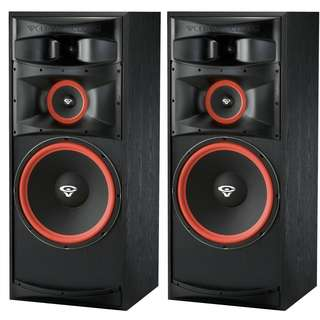 Cerwin-Vega Huge 15″ 3 Way Floorstanding Tower Speaker (UP $2350) WAREHOUSE PRICE $1,350 a pair!!! Free Delivery