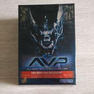 Hot Toys AVP Alien VS. Predator SNAP KITS MODEL 異獸戰限量異形特別版1隻
