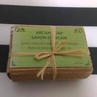 Moroccan Natural soap of Argan Oil