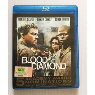 Blood Diamond Blu Ray