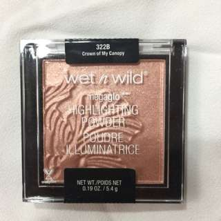 Wet N' Wild Highlight