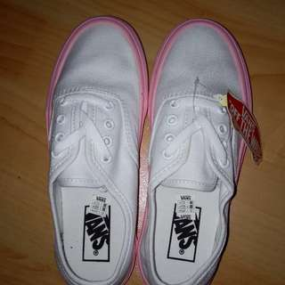 Vans Authentic (pink white)