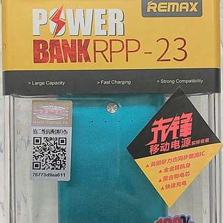 Remax power bank RPP-23 - 5500mAh