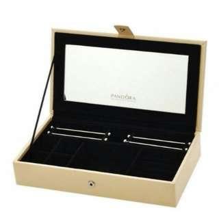 Pandora潘朵拉單層珠寶盒