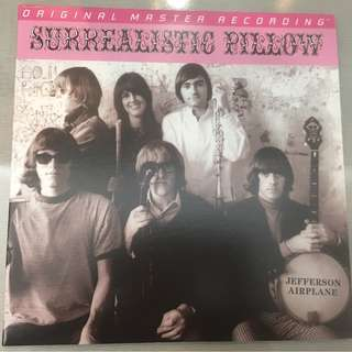 Jefferson Airplane ‎– Surrealistic Pillow, 2x Vinyl LP, Limited Edition No. 002412, Mobile Fidelity Sound Lab ‎– MFSL-2-456, 2015, USA