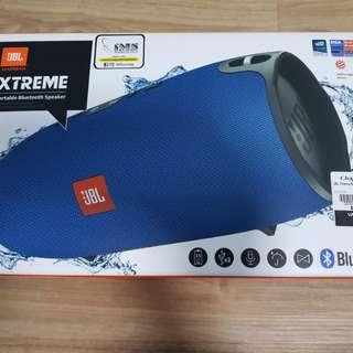 JBL X-TREME Bluetooth Speaker.