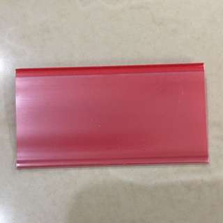 Label Tag holder 50pcs