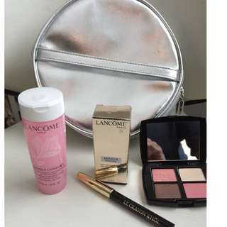 LANCOME SET, 4 PRODUCTS