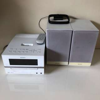 Sony Micro Hi-Fi component system CMT-BX20i