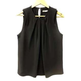 Balenciaga black vest size 40
