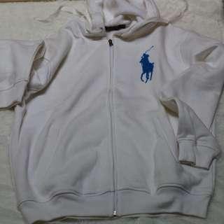 Jacket POLO White (Size M to L)