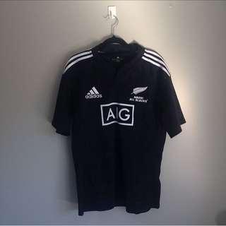 Maori All Blacks Adidas Jersey