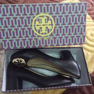 Tory burch Hope pump