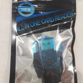 New Card Reader Import Harga Satuan Bisa Putar 4
