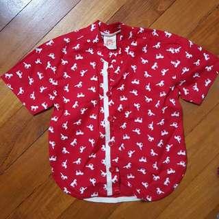 Elly Shirt 9m