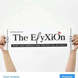[PREORDER] EXO - The EℓyXiOn CONCERT SLOGAN