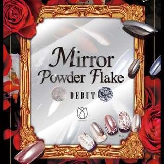 Pregel Mirror Flake (Sliver/Gold)