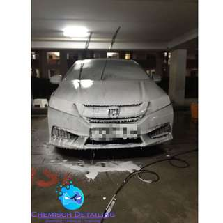 Honda City (9H + Full Car polishing)