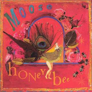Moose Honey Bee cd