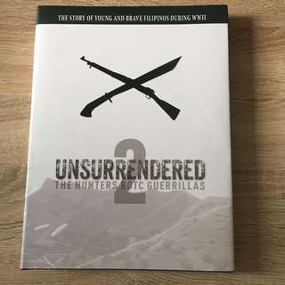 Unsurrendered 2 Book