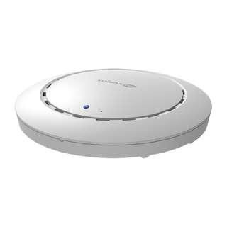 Edimax AC1200 Long Range 802.11ac 2x2 Dual Band Ceiling Mount PoE Access Point  CAP1200