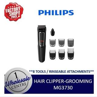 PHILIPS MG3730 HAIR CLIPPER