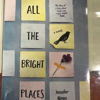 All the bright places (sealed)