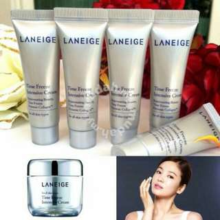 LANEIGE TIME FREEZE INTENSIVE CREAM 10ML