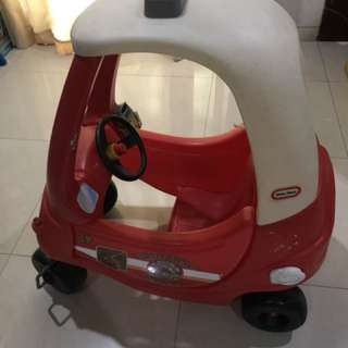 LittleTikes Car