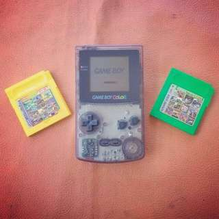 Gameboy Color Atomic Purple USA Version