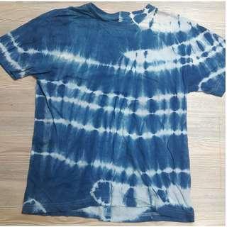🚚 藍染T恤(M號)