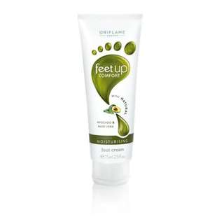 Feet Up Comfort Overnight Moisturising Foot Cream - Oriflame