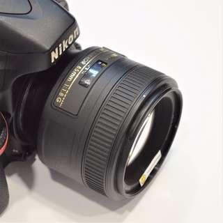 Rent 85mm F1.8G AF-S