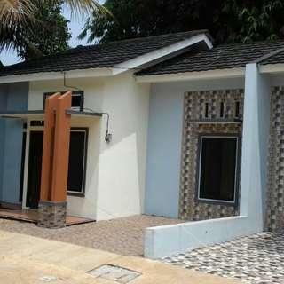 Rumah cluster mulya residence 2