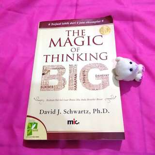 Salle!!The magic of thinking big