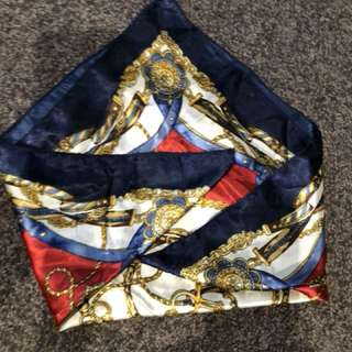 Silk Scarf/Handkerchief
