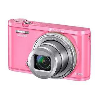 Casio EX-ZR5100 粉紅色 公司貨