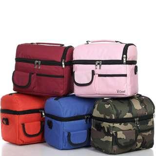 V-Coool Two Layer Cooler Bag - Plain