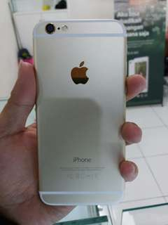 Iphone 6 16 Gold ext inter