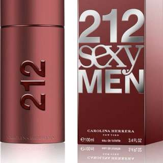 212 Sexy Men by Carolina Herrera