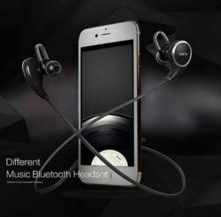 QY8 Bluetooth Headphones V4.1 Wireless