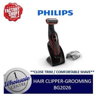 PHILIPS BG2026 HAIR CLIPPER